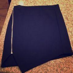 Mini skirt Dress casual -- never worn Olivaceous Skirts Mini
