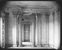 Walker Evans, Breakfast Room, Belle Grove Plantation, White Castle, Louisiana, 1935