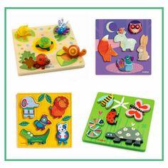 Παζλ-σφηνώματα για μωρά της εταιρείας Djeco Amazing Toys, Cool Toys, Baby Toys, Games, Kids, Young Children, Boys, Gaming, Children