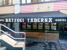 BATZOKI TABERNA Algortako Etorbidea, 104 48993 ALGORTA/GETXO Tel. 944603533 #bar #pintxos #menu #restaurante #getxo #getxotienepremio