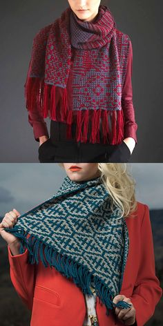 Of the things I'd like to try my hand at this year, mosaic knitting is probably at the top of the list. And it seems to be in the air; it's everywhere I look these days. Mosaic knitting is colorwor...