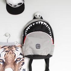 Pick and pack rugtas haai