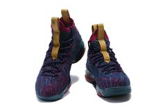 9759f6bbf84 Cheapest And Latest New Arrival March Nike Cheap LeBron 15 New Heights Dark Atomic  Teal Ale
