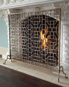 http://archinetix.com/single-panel-fireplace-screen-p-1897.html