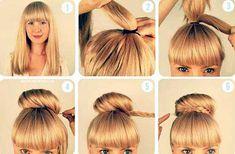 TOP 20 Penteados fáceis para escola: Fotos, Vídeo, Tutorial!