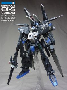 Custom Gundam, Gunpla Custom, Battle Robots, Japanese Robot, Gundam Mobile Suit, Cool Robots, Gundam Seed, Mechanical Design, Custom Decals
