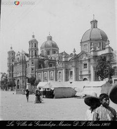 La Villa de Guadalupe - Fotos de Ciudad de México, Distrito Federal, México