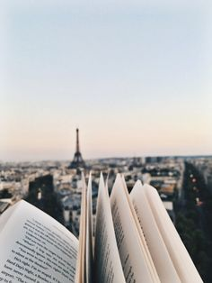 book and paris