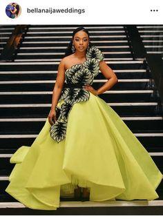 African Bridal Dress, African Wedding Attire, African Print Dresses, African Dresses For Women, African Attire, Bridal Dresses, African Prints, African Wear, African Style
