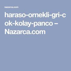 haraso-ornekli-gri-cok-kolay-panco – Nazarca.com