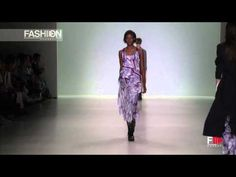 """""""RICHARD CHAI"""" Full Show Spring Summer 2015 New York by Fashion Channel - YouTube"""