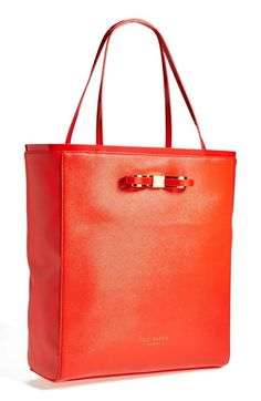 Ted Baker London Ted Baker 'Bow' Shopper available at #Nordstrom