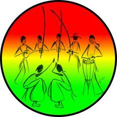Capoeira art....
