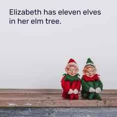 (47) Одноклассники Elm Tree, Tongue Twisters, Elves, Elf On The Shelf, Holiday Decor, Fairies