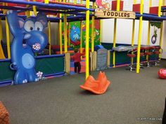 Toddler Play Section
