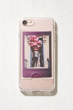 Shop Instax Photo Frame iPhone 7 Case at Urban Outfitters today. We carry all the latest styles, colours and brands for you to choose from right here. Fujifilm Instax Mini, Pochette Photo, Polaroid Cases, Diy Iphone Case, Urban Outfitters, Accessoires Iphone, Flip Phones, Iphone 8 Plus, Cute Phone Cases
