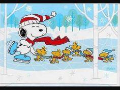 "▶ ""A Charlie Brown Christmas"" Music - YouTube"