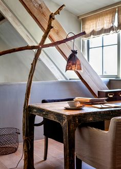 Page title here Drafting Desk, Decoration, Lights, Furniture, Home Decor, Interiors, Projects, Pictures, Natural Materials