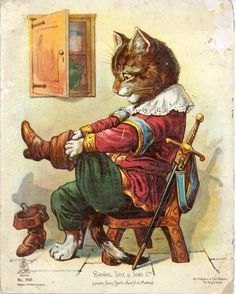 Image result for puss in boots tea set