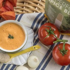 This classic tomato soup is perfect for a cold winter's day. Roast a little…