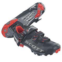 Scott | Scott Mountain Biking Team Carbon Mens Cycling Shoes ...