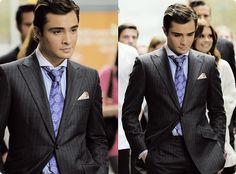 chuck bass, aw the dapper gentleman