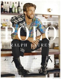 Polo Ralph Lauren Menswear Collection