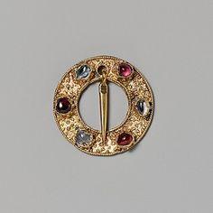 Ring brooch, Germany, ca. 1340