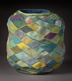 Lois Russell - ultimate in contemporary basket making