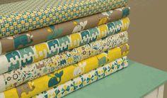 Rebekah Ginda for Birch Organic Fabrics, Frolic, Boy 6 in Total
