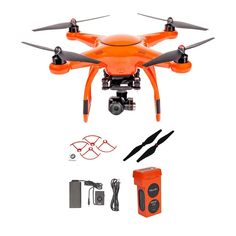 Autel X-Star Premium Drone + 4K Camera, Propeller Guards, Replacement Propellers, X-Star Battery & Charger