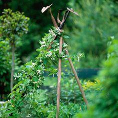 Gartengestaltung: Leichte und Märchenhafte  Deko Ideen im Garten - ideen vorschläege charme dekoration im garten
