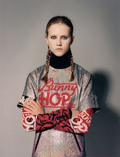Julie+Hoomans+wears+all+clothing+and+accessories+by+Marc+by+Marc+Jacobs