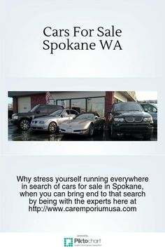 No one can help you better in finding used cars in Spokane than the experts here at http://www.caremporiumusa.com/. Just visit the website to see what they have at offer.