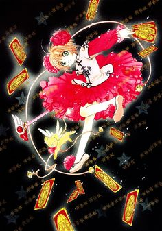 Cardcaptor Sakura by CLAMP