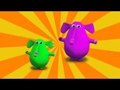 ▶ El Elefante Trompita - Canciones Infantiles - YouTube