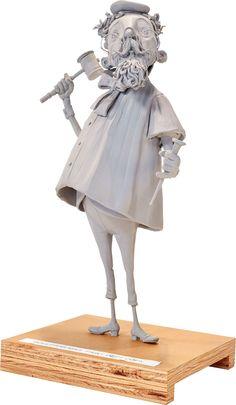 The Boxtrolls Kent Melton Original Animation Maquette (LAIKA, | Lot #94169 | Heritage Auctions