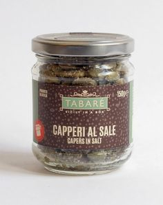 Salty capers. Basic ingredient for some of the traditional sicilian first and second courses #capers #salt #sicily #condiment #siciliancuisine