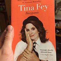 Bossypants: Tina Fey: 8601400317013: Amazon.com: Books