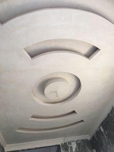 Plaster Ceiling Design, Interior Ceiling Design, Bedroom False Ceiling Design, False Ceiling Living Room, Ceiling Design Living Room, Lcd Wall Design, Plafond Staff, Gypsum Design, Roof Ceiling