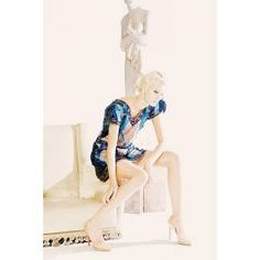 Embroidery Dress, Dress Outfits, Dresses, Blue, Formal Outfits, Dress, Gown, Embroidered Dresses, Outfits