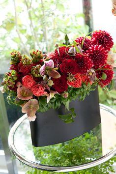 Floral Arrangement ~ Jardin du I'llony