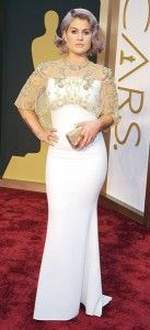 The fashion on the red carpet at Oscar 2014…