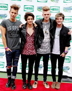 The Vamps❤️❤️❤️❤️