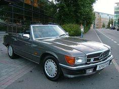 Mercedes-Benz SL 300 1986, 192000 km, kr 171530,-