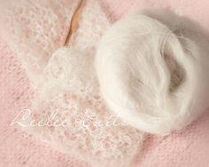 Crochet Mohair Baby Wrap Pattern