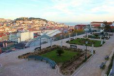 Scenic Viewpoints in Lisbon #6: Miradouro de San Pedro de Alcantara