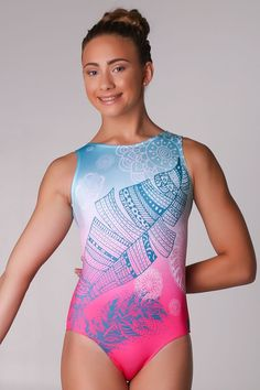 Dreamcatcher Leotard #sylviap #sylviapgymnastics #gymnastics #activewear #trainingwear #sportswear #athleticswear #love #inspo #train #friends #models #girls #sportswear #training #gymnast #leotard #leo #gym #design #pattern #unique #girl #buy #purchase #dance #dancewear #leggings #tights #yogapants