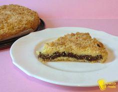 Torta sbrisolona alla nutella (ricetta veloce)