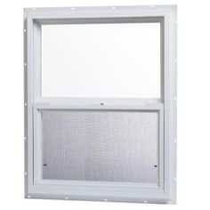Tafco Windows 22 In X 29 In Utility Fixed Picture Vinyl